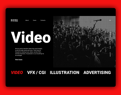 ROCKT FILMS | Video studio