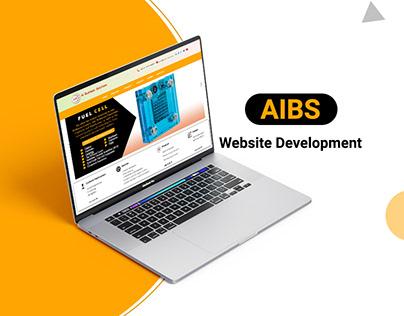 AIBS Website Development
