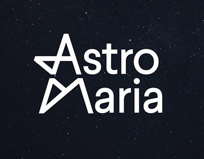Logo & website: AstroMaria