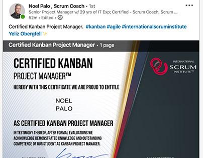 Scrum Institute - Official Kanban Certifications