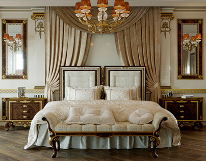Classic apartment in Kiev 140 m2