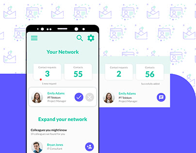 Network Section - Mobile