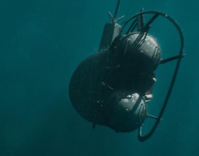 Submarine Lookdev part. 1 (WIP)