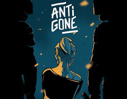 Antigone - Comic book
