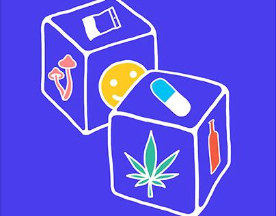 Semaine de prévention de la toxicomanie   AFFICHE