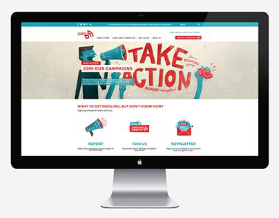 Corruption Watch Website