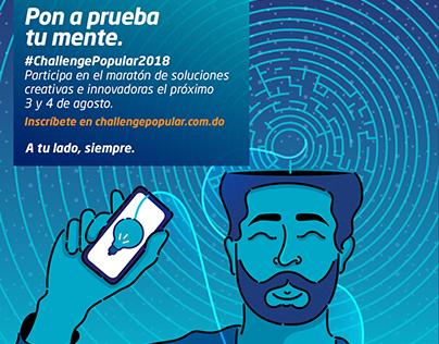 Challenge Popular 2018