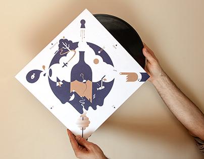 M185 Vinyl Cover