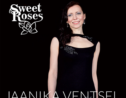 CD cover for Jaanika Ventsel