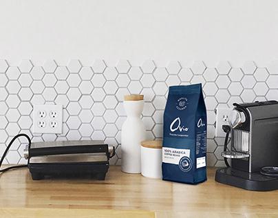 Ovio - Coffee Packaging