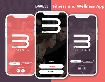 Fitness and Wellness Application