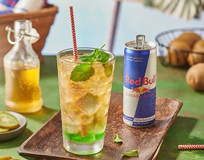 Redbull Summer Drinks