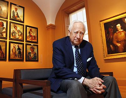 David McCullough - One of America's Great Historians