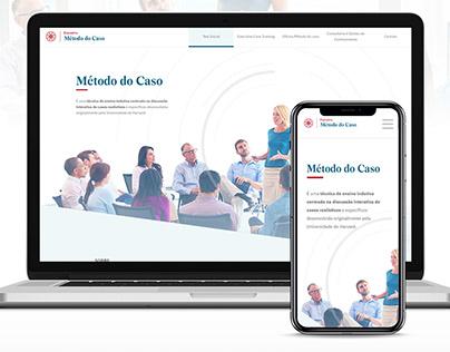 Método do Caso   Website
