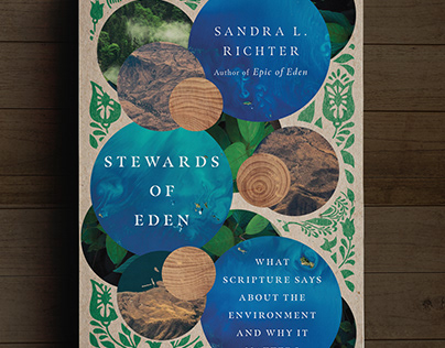 Stewards of Eden Book Cover Design