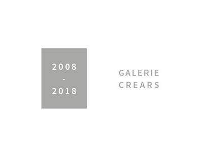 10 let galerie CreArs, katalog