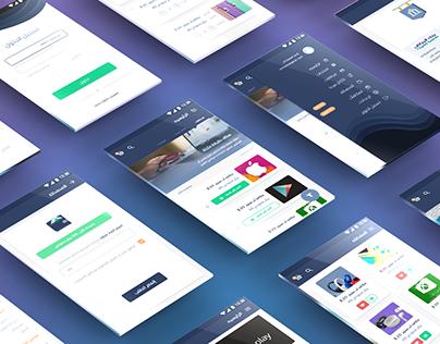 UI\UX App - Technical