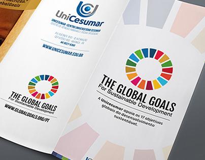 The Global Goals + Unicesumar