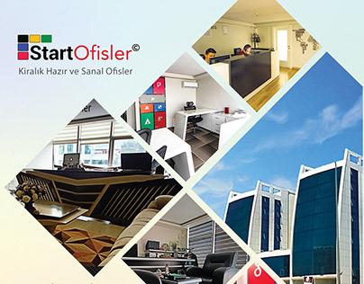 Start ofisler hazır ve Sanal Ofisler
