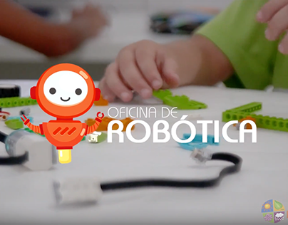Teaser Oficina de Robótica - Escola Quatro Estações