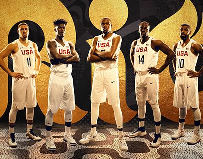 Rio Olympics Basketball