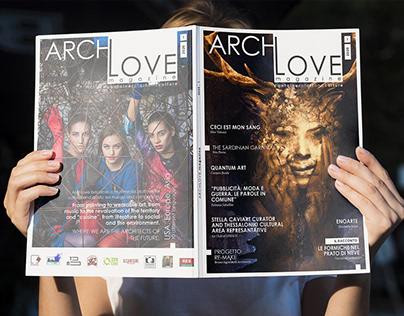 ArchLove Magazine 01/2020