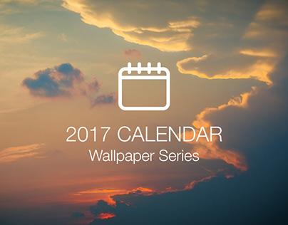 Desktop Calendar Series   2017
