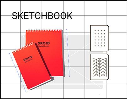 Sketchbook presentation