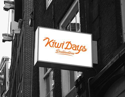 kiwi Days Branding