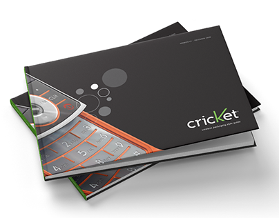 Cricket Wireless - Phone Packaging Style Guide