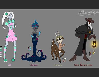 Misc. Character Design 1