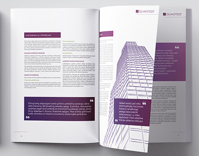 Layout Design for legal journal