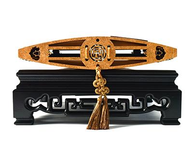 瓦藏 經書收藏包裝設計 Buddhism Publication Packaging Design
