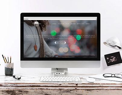 Website - Atelier Oplatka