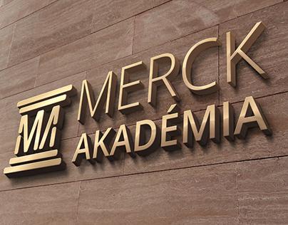 Merck Akadémia logo