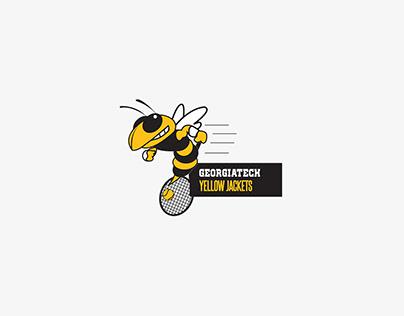 Logo - GeorgiaTech Yellow Jackets