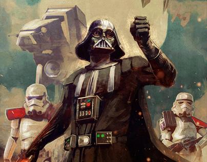 Star Wars - characters
