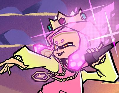 Pearl (Splatoon 2: Octo Expansion)