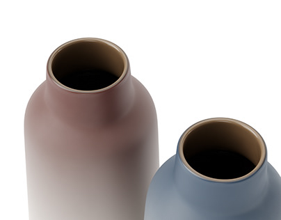 Ceramic set #05   C4d+Corona   3d Model