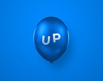 Brandup / Rebranding