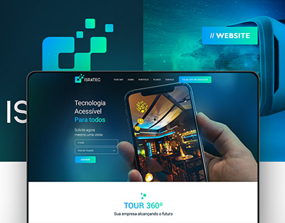 Website - Isratec