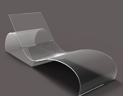 Flytande- Lounge Chair