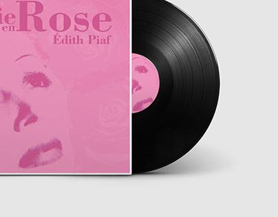 Piaf Vinyl