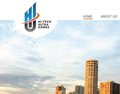 Website - Hi-tech Ultra Homes