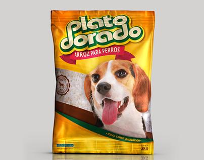 Plato Dorado - Pack