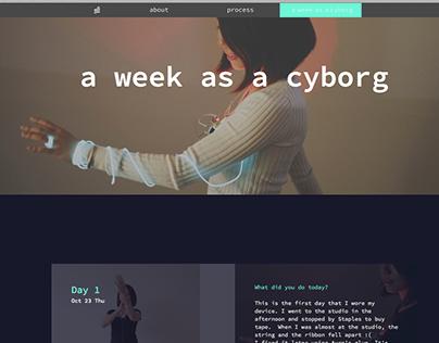 AWear丨an interactive prosthesis