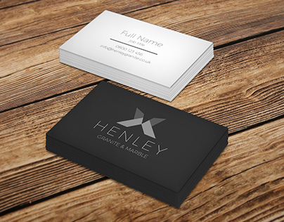 Henley Granite & Marble Stationery