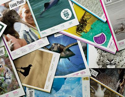 WWF Living Planet magazine