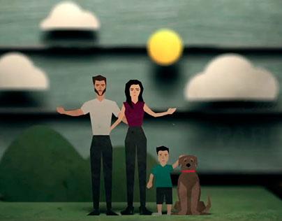 """""""Cuida Tus Parques"""" (Animation)"""