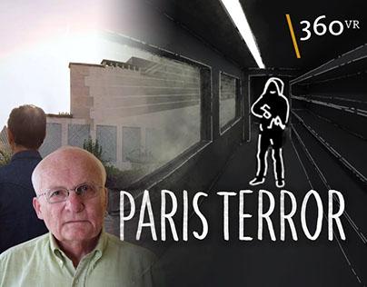 Paris Terror 360VR